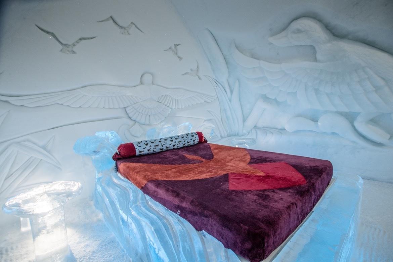 Hôtel de Glace, the Quebec City ice hotel