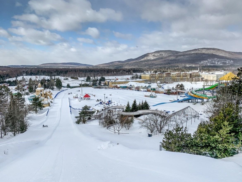 Village Vacances Valcartier near Quebec City