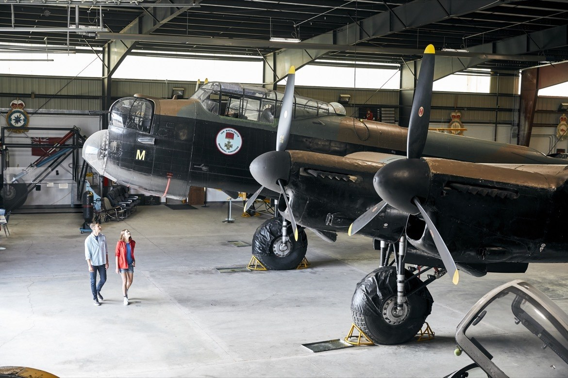 The Bomber Command Museum of Canada: