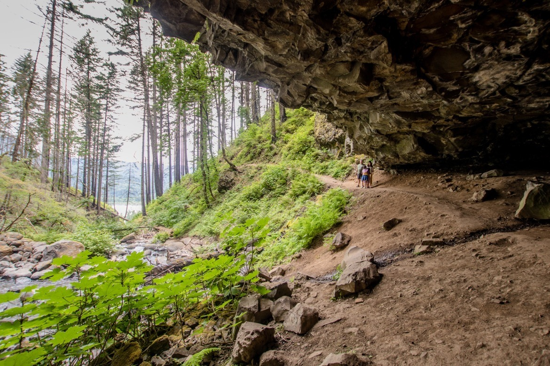 Horsetail Falls Trail