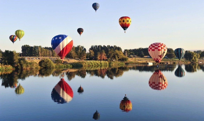 The Walla Walla Balloon Festival. Supplied.