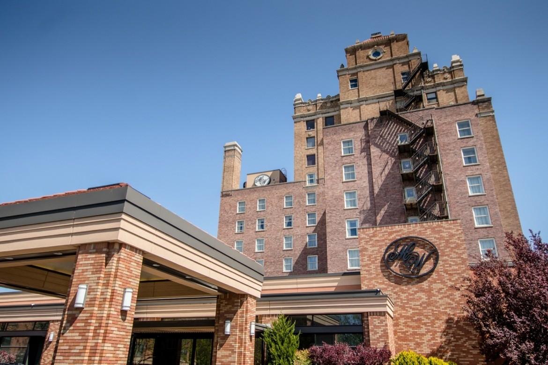 Marcus Whitman Hotel