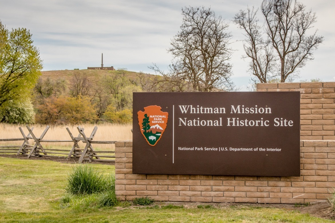 Whitman Mission National Historic Site