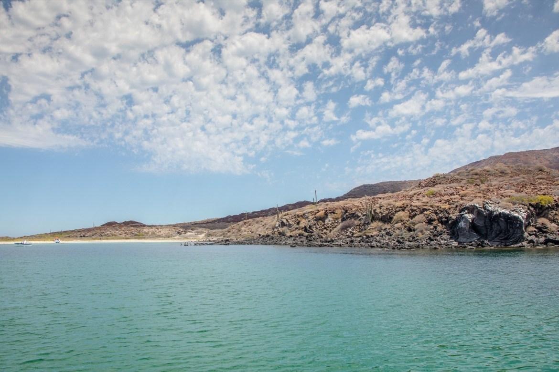 Isla Coronado in Parque Nacional Bahia de Loreto