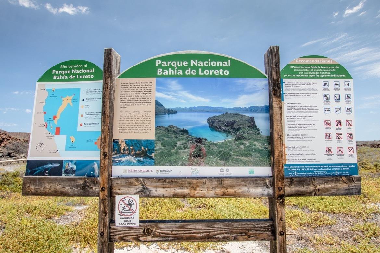 Parque Nacional Bahia de Loreto