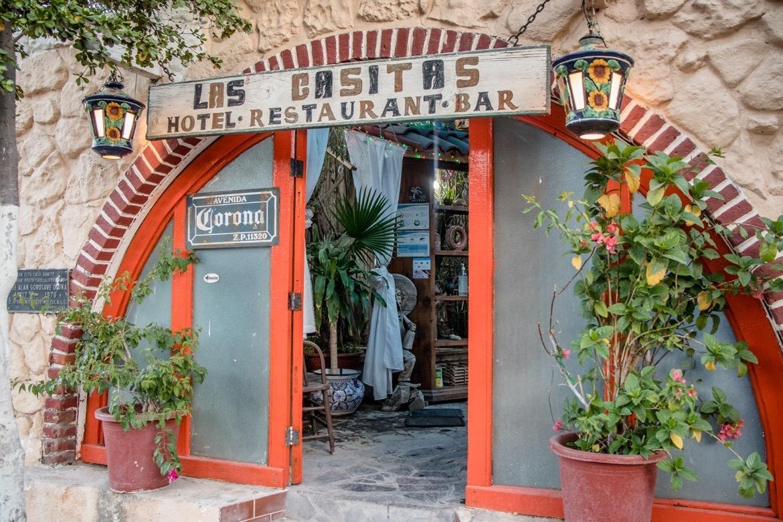 Historico Las Casitas