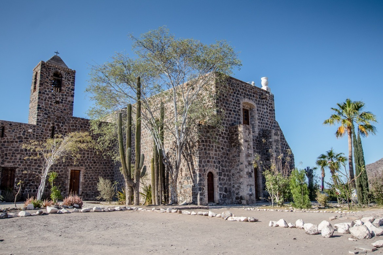 Mision Santa Rosalia de Mulege