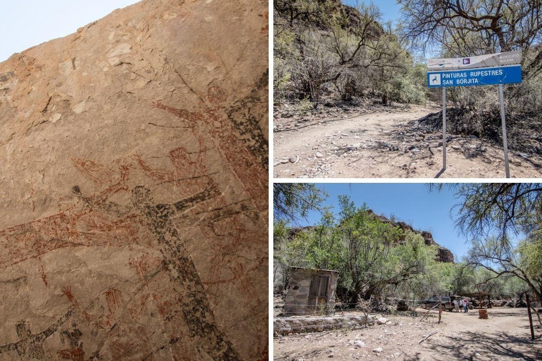 San Borjitas Cave Paintings