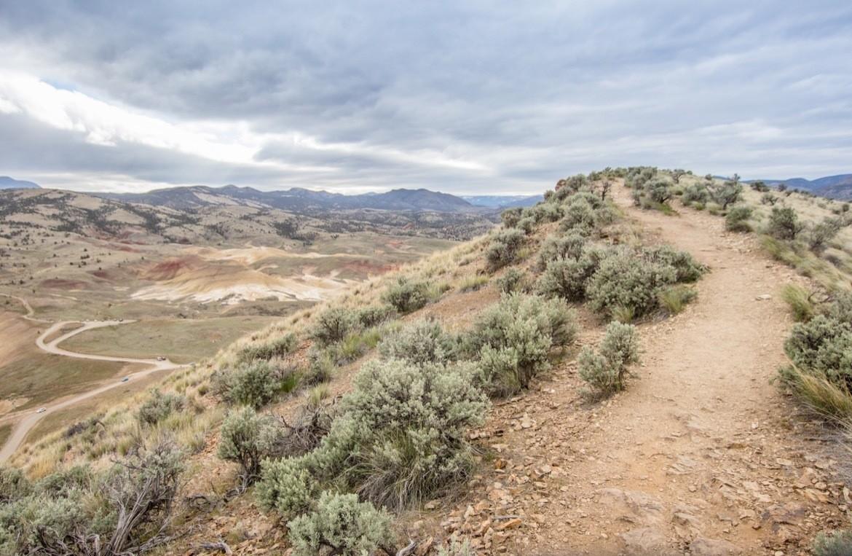 The Carroll Rim Trail