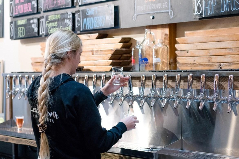 The Leavenworth Cider House