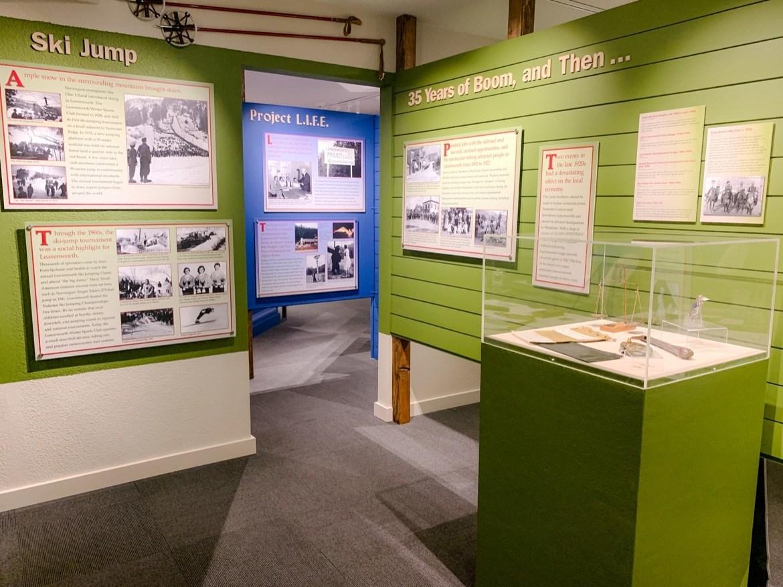 The Greater Leavenworth Museum