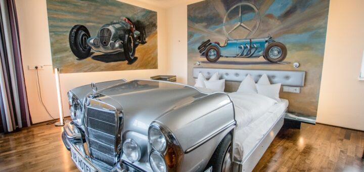 V8 Hotel in Stuttgart, Germany